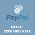 Picture of PayPal exchange rate provider