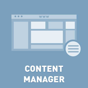 Picture of Content manager