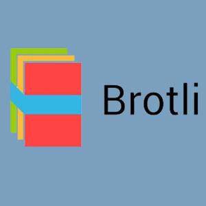 Picture of Brotli Compression