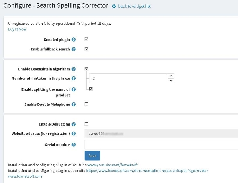 Picture of Search Spelling Corrector