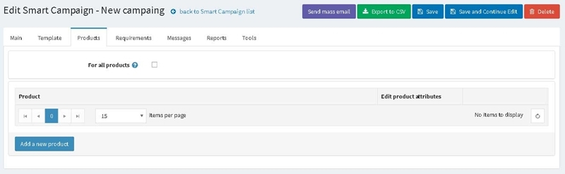Picture of Smart Campaigns 3.0