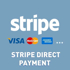Picture of Stripe Direct Payment (Credit card)