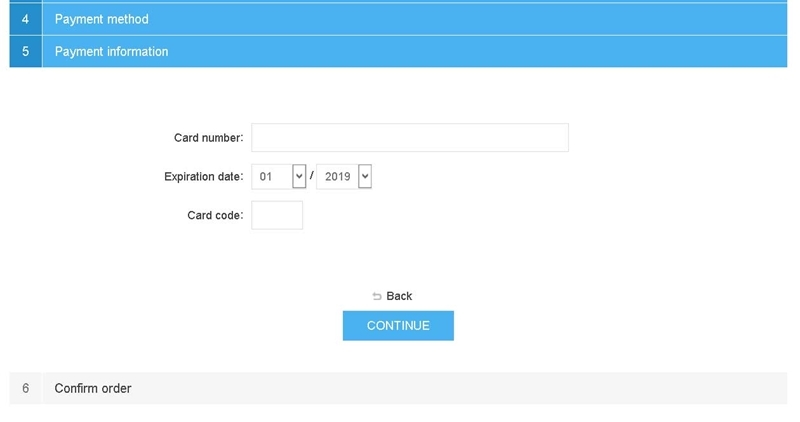 Picture of PayPal Payflow Pro Direct (Credit Card)