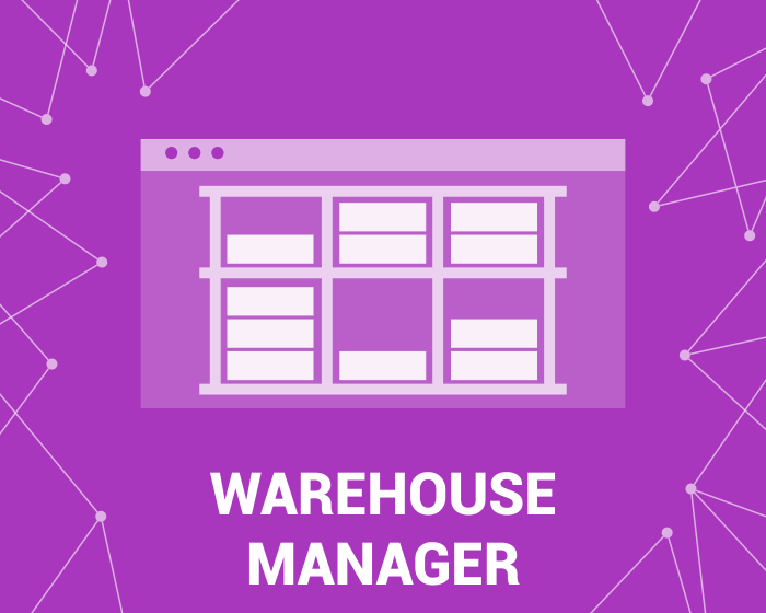 Picture of Warehouse Manager