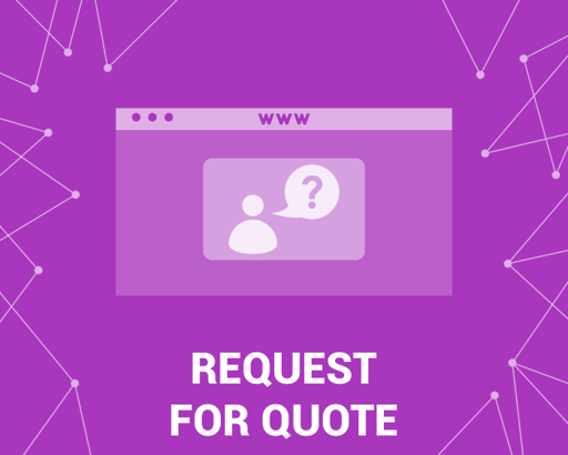 Picture of Request For Quote (simple PopUp form)