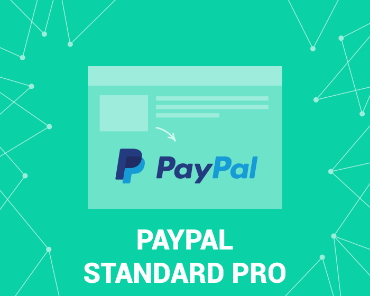 Picture of PayPal Standard Pro