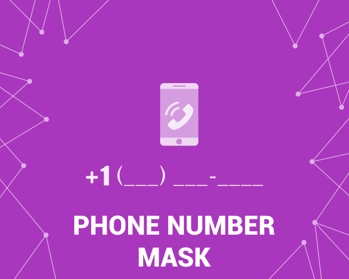 Picture of Phone number mask