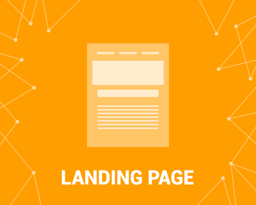 Picture of Landing Page