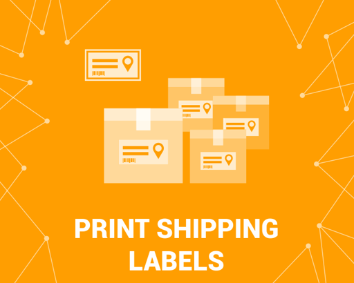 Picture of Print Shipping Labels