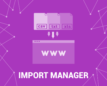 Picture of Import Manager 2.0