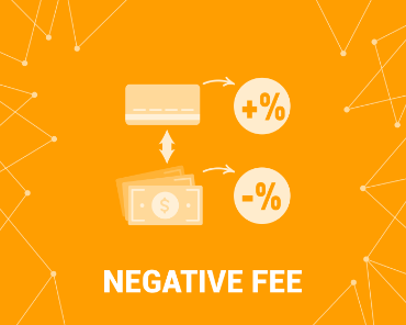 Picture of Negative Fee