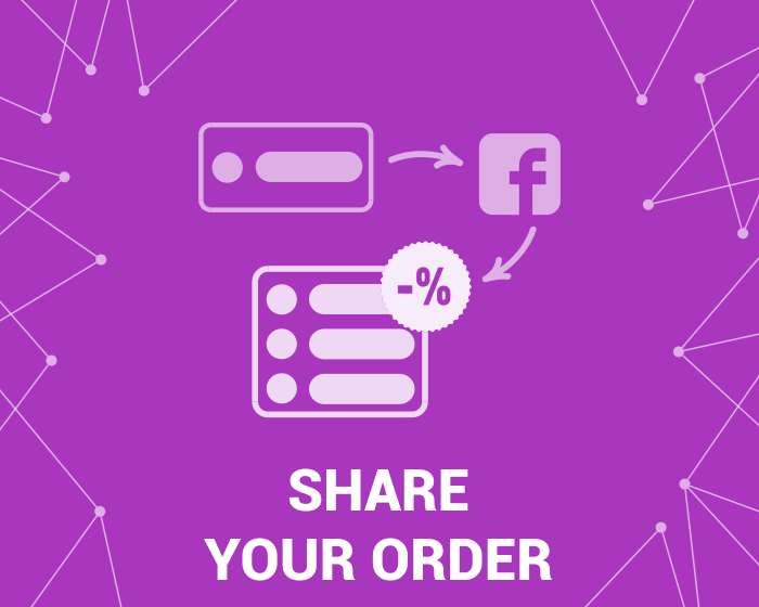 Picture of Share Your Order 2.0