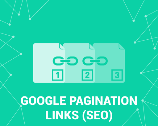 Picture of Google Pagination Links (SEO)