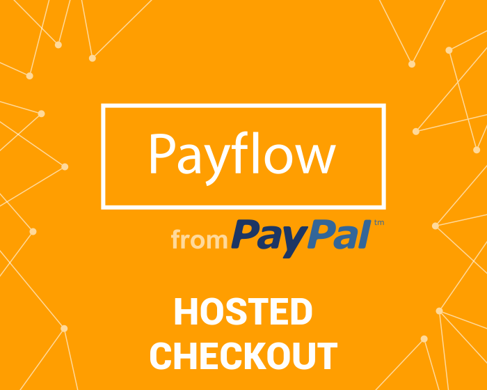 Picture of PayPal Payments Pro (PayPal Payflow Pro, Hosted Checkout Page)