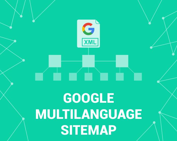 Picture of Google Multi Language Sitemap
