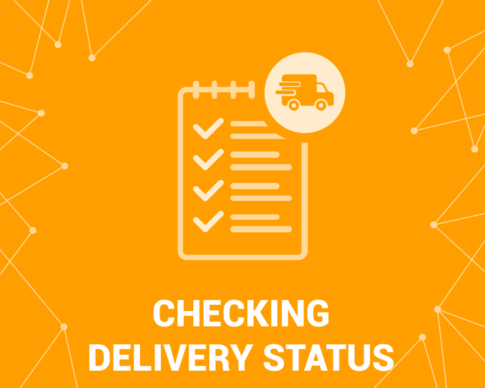 Checking Delivery Status(USPS,UPS,FedEx,etc )