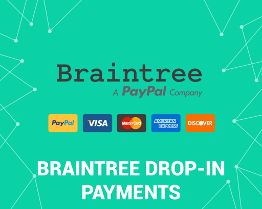 Picture of PayPal BrainTree Drop-in