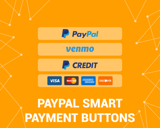 Picture of PayPal Smart Payment Buttons