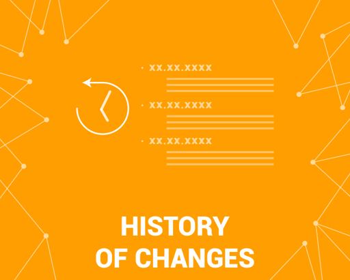 Picture of History of Changes 3.0 (Audit Log)