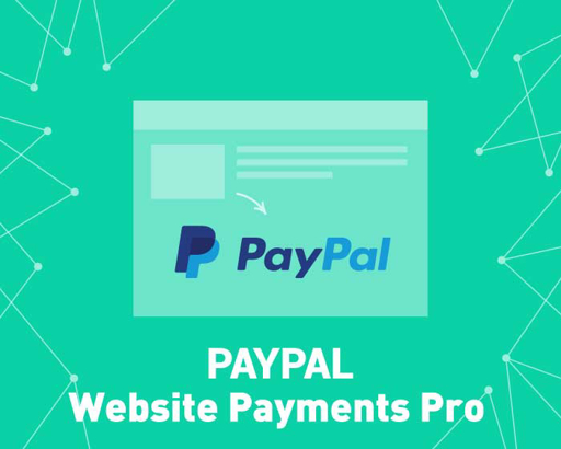 Picture of PayPal Website Payments Pro