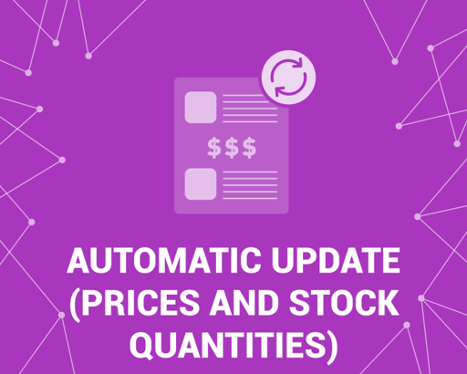 Picture of Automatic Update (prices  and stock quantities)