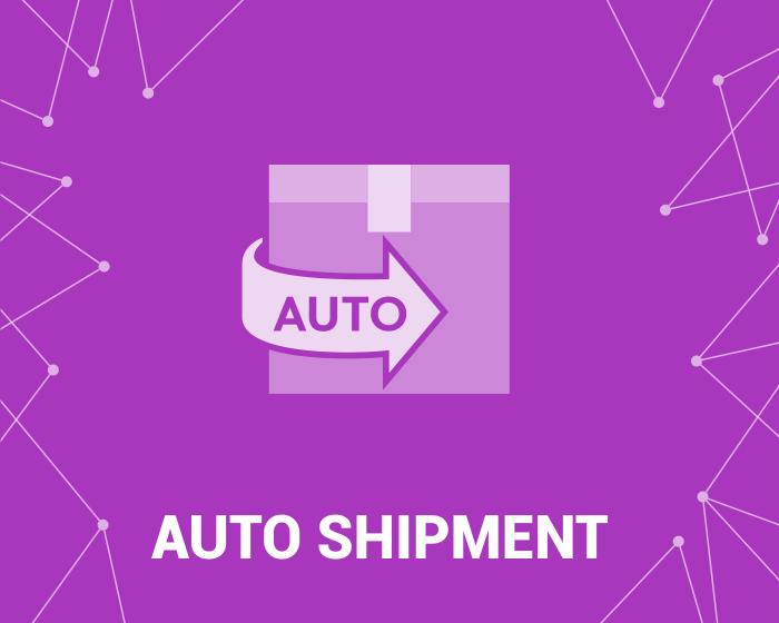 Picture of Auto Shipment