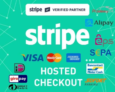 Picture of Stripe Hosted Checkout