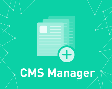 Picture of CMS Manager