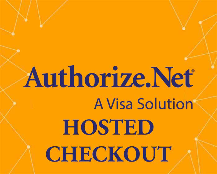 Picture of Authorize.Net Hosted Checkout