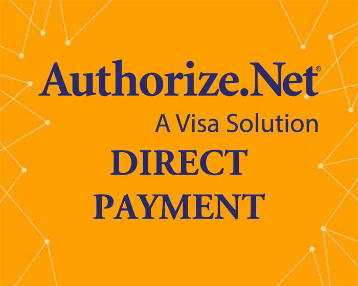 Picture of Authorize.Net Direct Payment